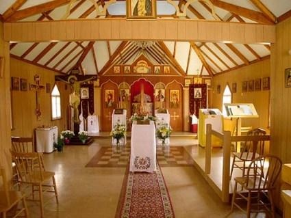 Église St-Seraphim