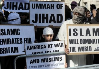 islamistes contre le monde