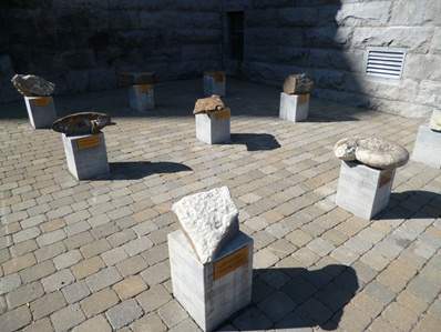 jardin géologique musée redpath
