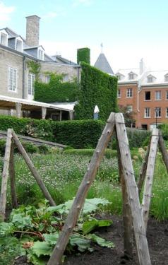 jardin vieux montreal
