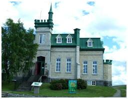 L'ancien Palais de Justice de Kamouraska