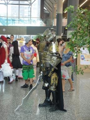 knight manga
