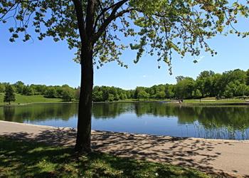 lac des castors