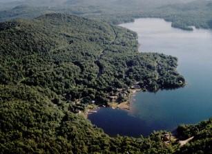 seigneurie du lac de la montagne noire