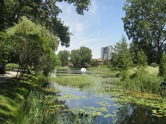 lac et parc lacoursiere