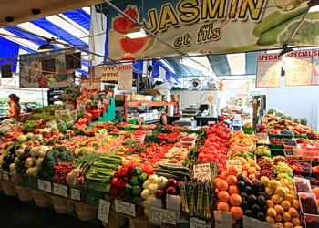 légumes marché atwater