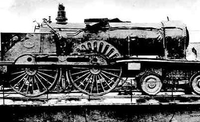 locomotive ancienne