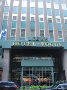 hotel lowes vogue