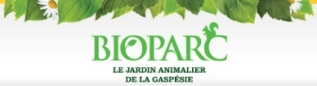 logo bioparc gaspésie