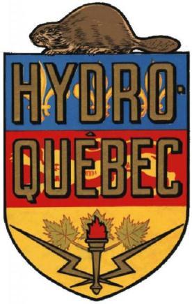 hydro quebec logo 1944
