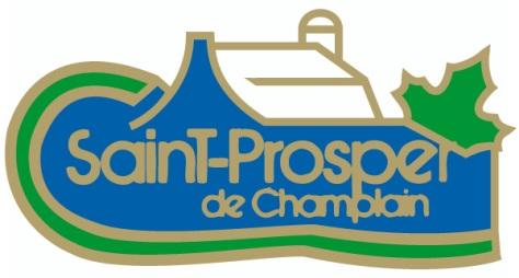 logo armoiries saint-prosper-de-champlain