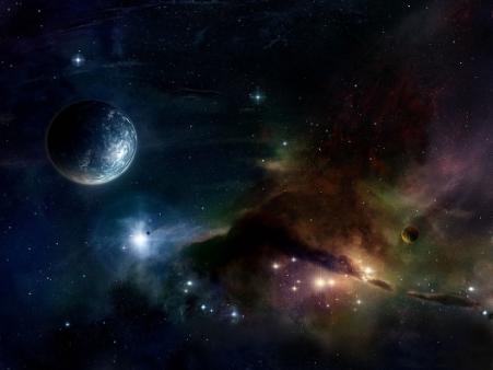 lointaine planete