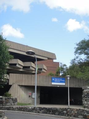 garage colin et pavillon bronfman
