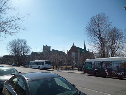 loyola campus