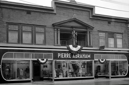 magasin pierre abraham