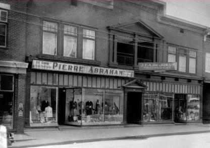magasin abrahams