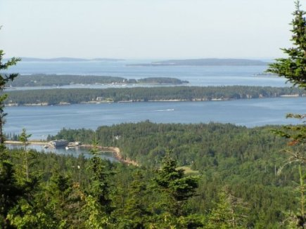 maine vue panoramqiue
