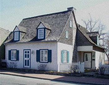 Maison Antoine Pilon à Pointe-Claire