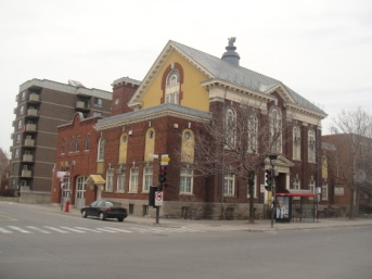 maison communautaire ville emard