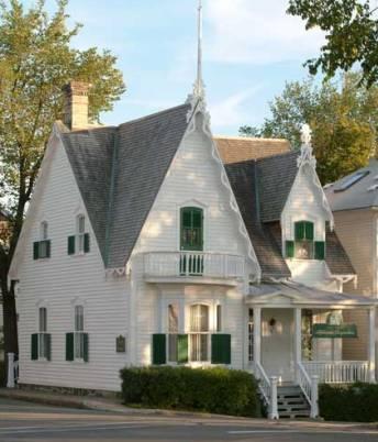 La Maison Alphonse-Desjardins