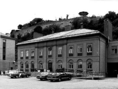 ancienne maison douane