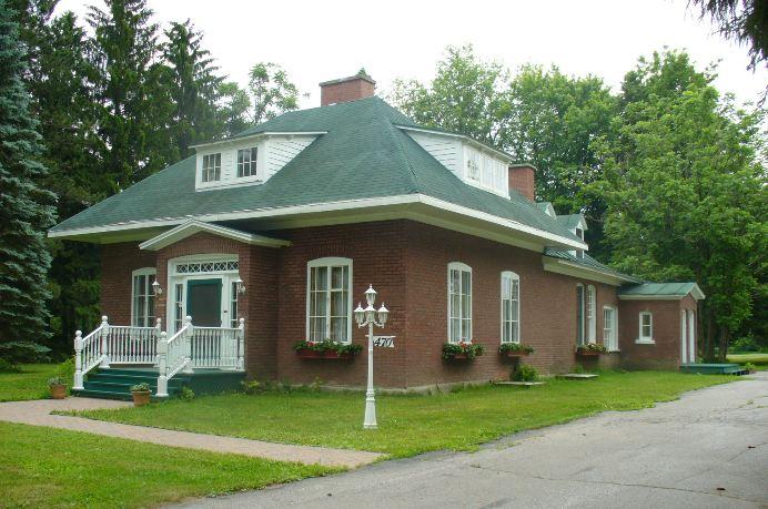 maison du Sénateur Blondin - maison Allard