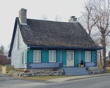 Maison Legault de Pointe-Claire