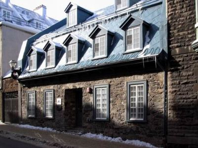 maison quebec