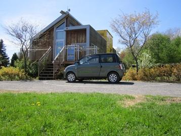 maison ecologique solaire ile sainte helene