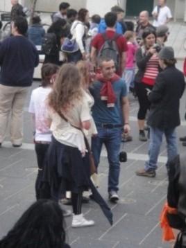 marche des zombies