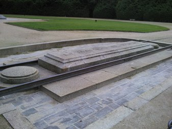 marechal foch cimetière