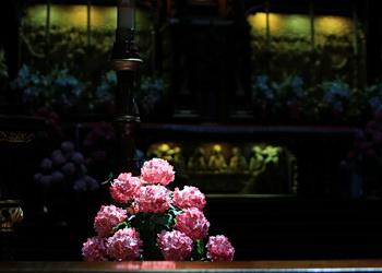 mariage dans la basilique