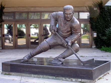 Monument de Maurice Richard