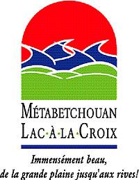armoiries métabetchouan lac a la croix