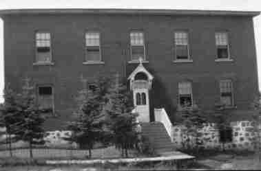 monastere en 1934 Benedectins