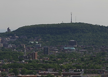 vue mont royal
