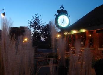 ville de mont royal de nuit