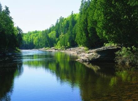 rivière montmorency
