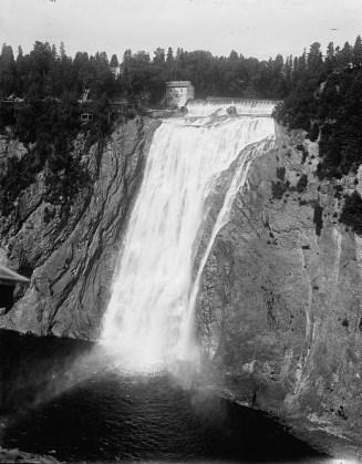 montmorency chutes