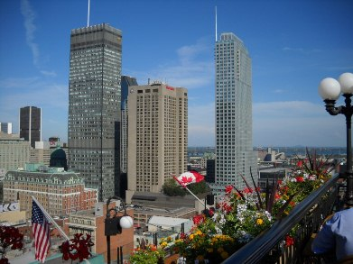 montreal highrises