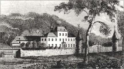 Ville-Marie vers 1700