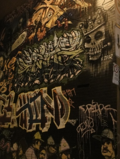 montreal graffiti