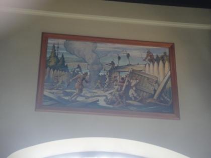 montréal et iroquois