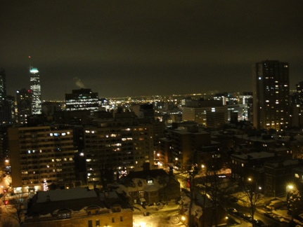 montreal la nuit