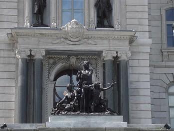 monument aux indiens