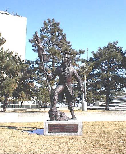 monument à cadillac
