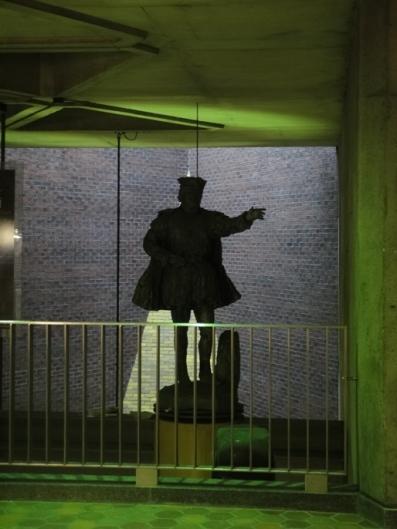 monument à jacques cartier