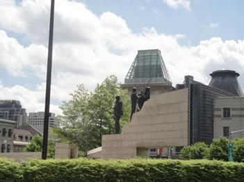 monument maintien de la paix