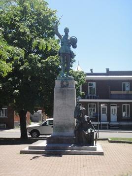 monument de guerre verdun