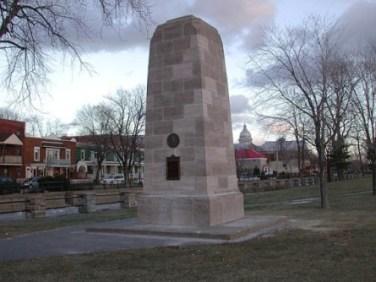 monument lasalle